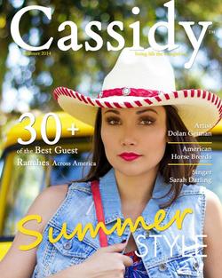 Cassidy Summer 2014