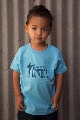 Born to be a COWBOY Toddler TT-103
