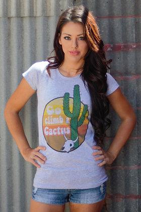 Go Climb a Cactus Jr. Tee TJ-1856 Jr