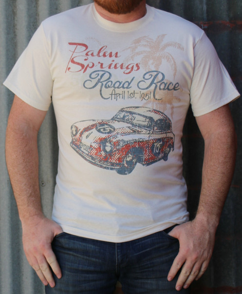 Screen Printing Basics Palm Desert: Palm Springs Road Race TM-2020