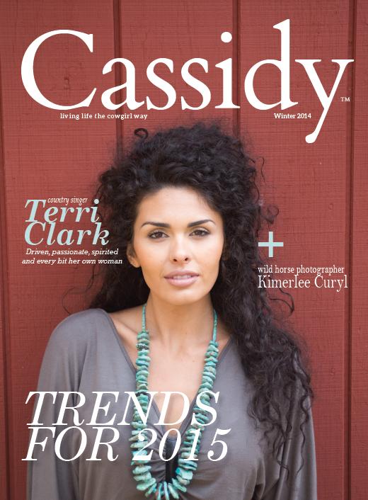 Cassidy: Winter 2014