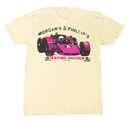 Morgan's & Phillip's Racing Division Tee