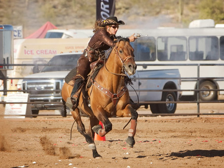 Outlaw Annie: Mounted Shooter