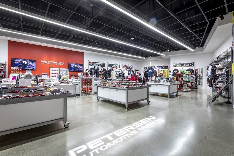 The Petersen Museum Store