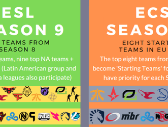 Open Season: Examining the Changes and Challenges of the EPL and ECS Leagues