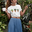 Thumbnail: Aromatic Plants T shirt | Handmade Wild Botanical Illustration