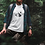 Thumbnail: Adventure Awaits T shirt   Handmade Illustration