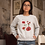 Thumbnail: Poppy Sweatshirt | Handmade Wild Botanical Illustration
