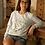 Thumbnail: Camomile Sweatshirt | Handmade Wild Botanical Illustration