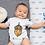 Thumbnail: Little Acorn Bodysuit | Handmade Baby Bodysuit