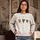 Thumbnail: Aromatic Plants Sweatshirt   Botanical Print  Handmade Hippie Illustratio