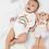 Thumbnail: Mommy's Rainbow Bodysuit | Handmade Baby Bodysuit | Cute Rainbow