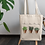 Thumbnail: Aromatic Plant Tote Bag | Hand Made Wild Flower Illustration