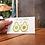 Thumbnail: Lets Avocuddle Handmade Greeting Card / A5 Card | Handmade Illustration