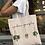 Thumbnail: Urban Jungle Tote Bag | Hand Made Illustration