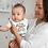Thumbnail: I'm The Rainbow After The Storm Bodysuit | Handmade Baby Bodysuit