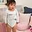 Thumbnail: Wile One Bodysuit | Handmade Baby Bodysuit | Cute Floral Arrows