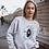 Thumbnail: Hippie Sun Sweatshirt | Boho |Handmade Hippie Illustrati