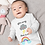 Thumbnail: After Every Storm There Is A Rainbow Bodysuit | Handmade Baby Bodysuit
