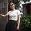 Thumbnail: Camomile T shirt | Handmade Wild Botanical Illustration