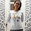 Thumbnail: Veggie Power Sweatshirt | Handmade Hippie Illustration