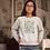 Thumbnail: Aromatic Herbs Sweatshirt   Botanical Print  Handmade Hippie Illustration