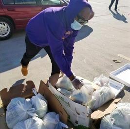 Fellowship Church Food Distribution