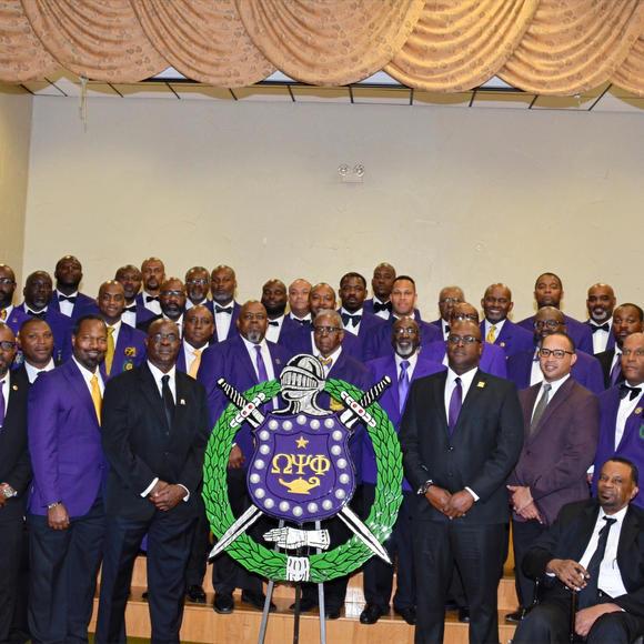 Mu Mu Nu Purple Jacket Ceremony