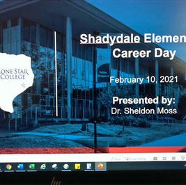 Shadydale Elementary Career Day