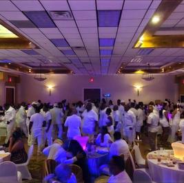 Mu Mu Nu Chapter All White Party
