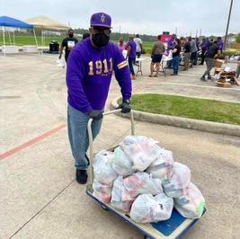 MUD 148 Food Distribution