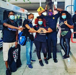Houston Black Lives Matter Protest
