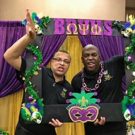 MMN Mardi Gras With The Ques