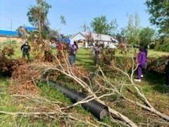 Lake Charles Hurricane Laura Service Project