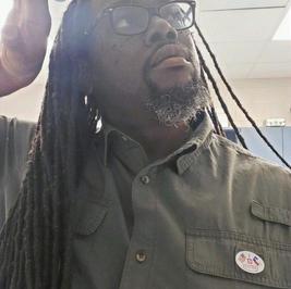 Mu Mu Nu Voter Registration Drive