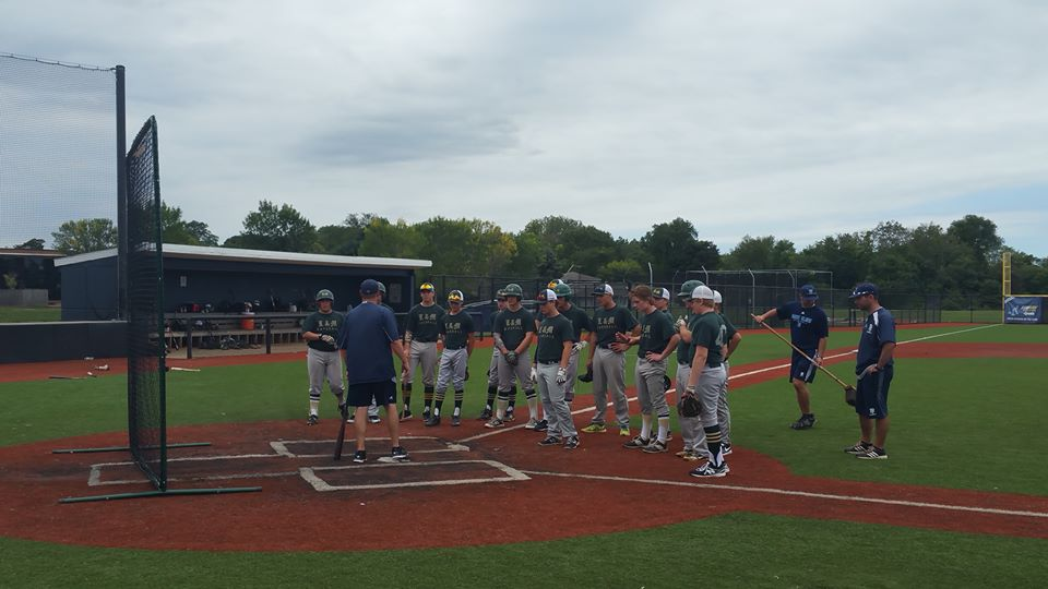 L&M Baseball at URI