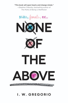 None of the Above - I.W. Gregorio