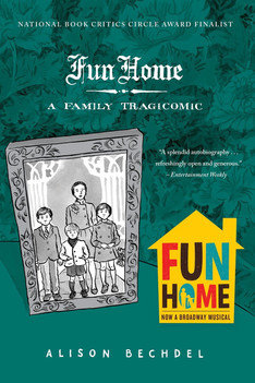 Fun Home - Allison Bechdale