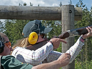 Havea Go at Clay Pigeon Shooting