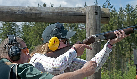 Have a Go at Clay Pigeon Shooting
