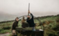 Simulated Game Shooting Scotland