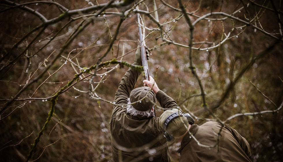 Clay Pigeon Shooting Dumfries and Galloway
