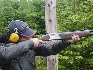 Clay Pgeon Shooting Lessons