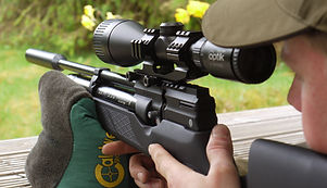 Clay Pigeon & Rifle Shooting