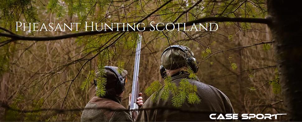 Pheasant Hunting Scotland