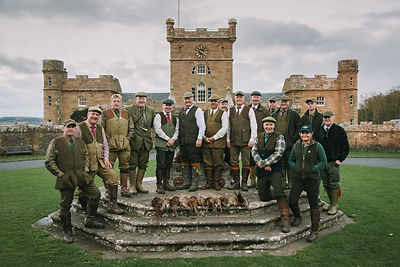 Pheasant Hunting Packages Scotland