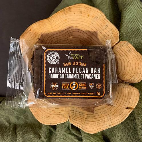 Caramel Pecan Bar