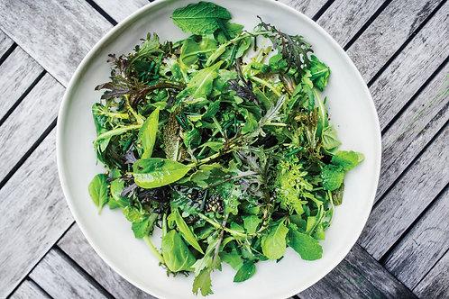 Pre-Checked Salad Greens