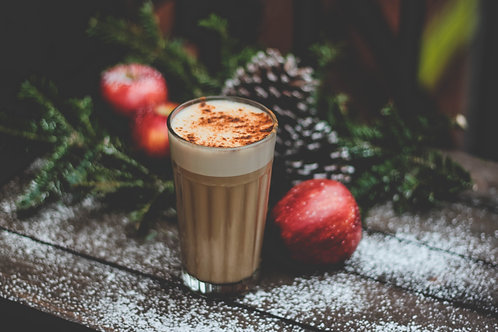 Iced Cappuccino (Almond Milk)