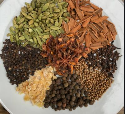 Freshly Spiced Herbal Chai   1L